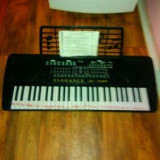 Instrumente muzicale copii Educational Insights - Orga electrica copii dimensiuni 86cm Lungime 32cm latime