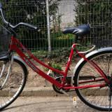 Bicicleta de oras DHS, 24 inch, 28 inch, Numar viteze: 1 - Vand bicicleta oras dhs kreative