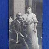 FOTOGRAFIE VECHE TIP CARTE POSTALA * M. K. DUDINSKY - CRAIOVA - DATATA SEPT.1912