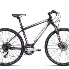 Bicicleta dama CTM Elite 1.0, 2016, cadru 17