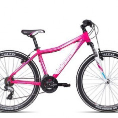 Bicicleta dama CTM Charisma 1.0, 2016, cadru 18
