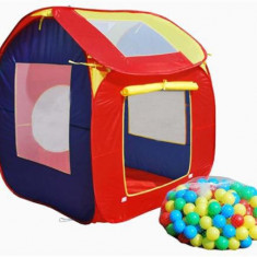 Cort joaca copii cu 200 bile Tarc joaca copii Piscina bile
