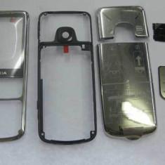 Carcasa Nokia 6700 Classic argintie