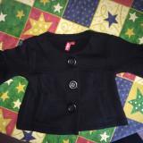 Haine Copii 1 - 3 ani, Jachete, Fete - Jacheta bumbac Girls, noua fara eticheta, pt. 2-3 ani