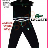 Trening dama Lacoste, Bumbac - TRENINGURI LACOSTE PTR VARA, BUMBAC, CALITATE FOARTE BUNA, LIVRARE GRATUITA