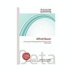 Alfred Bauer - Carte Literatura Engleza