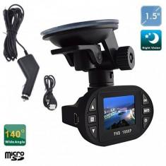 Camera video auto - Camera de bord HD, supraveghere auto