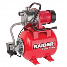 071104-Hidrofor 24 L x 1200W Raider Power Tools RD-WP1200 - Pompa gradina Raider Power Tools, Pompe de suprafata