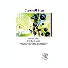 Emily Bauer - Carte Literatura Engleza