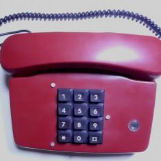 Telefon fix - Telefon vechi anii 80 de colectie; nu e cu disc