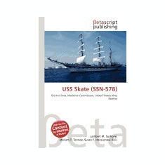 Carte Literatura Engleza - USS Skate (Ssn-578)