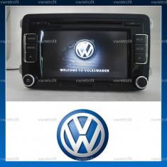 [NOU] Vand RCD 510 NOU, cu folie, original, cod de siguranta, VW Passat Golf ...