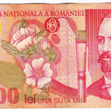 Bancnota 100.000 lei 1998 ( 100000 lei 1998 ) Nicolae Grigorescu (4)