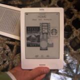 Ebook Reader - EReader Kobo Touch Edition White/Silver