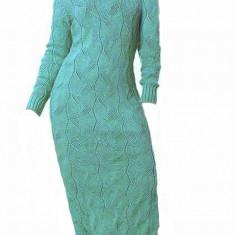 Rochie tricotate - Rochie tricotata Fistic Charmity