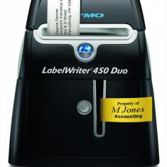 Birotica - Aparat de etichetat (imprimanta etichete) DYMO LabelWriter 450 DUO