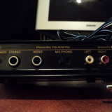 Bandridge ASB187 phono/mic preamplifier - Pickup audio