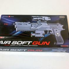 Arma Airsoft - Pistol cu bile AIR SOFT 921-2
