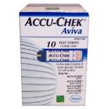Glucometru - Teste de glicemie Accu Check Aviva si Aviva Nano