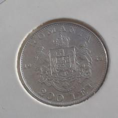 A.354 - Romania - 200 lei 1942 - argint - - Moneda Romania