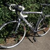 Cursiera bicicleta Felt, echipata Shimano, IMPECABILA Editie Speciala! - Cursiere, 22 inch, Numar viteze: 18, 28 inch, Aluminiu, Gri-Alb