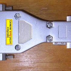 Adaptor (Interfata) programare memorii flash seriale monitoare si televizoare