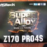 Placa de baza asrock z170 pro4-s si processor i7 6700k /noi