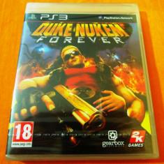 Jocuri PS3 Altele, Shooting, 18+, Single player - Joc Duke Nukem forever, PS3, original si sigilat, alte sute de jocuri!