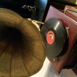 "Pickup audio - Gramofon Original ""His Master's Voice"""