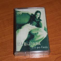 MARIJUANA - FII PE FAZA caseta audio - Muzica Hip Hop, Casete audio
