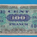 Franta 100 francs 1944 1 - bancnota europa