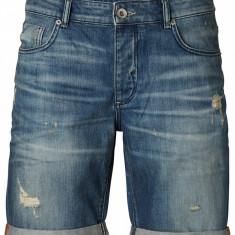 Pantaloni scurti - SELECTED - art. 16050797 blue denim - Pantaloni barbati Selected, Marime: S, L, Culoare: Albastru