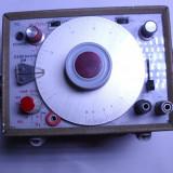Aparat de masura - Aparat masura generator anii 60 vechi de colectie unde radio semnal etc.