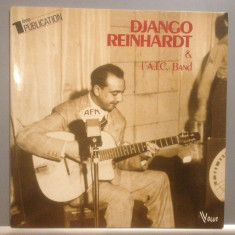 DJANGO REINHARDT & L'A.T.C. BAND - 2LP(1980/VOGUE/FRANCE) - Vinil/JAZZ/Impecabil - Muzica Jazz universal records