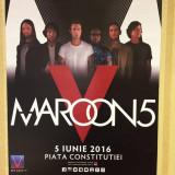 Bilet concert - Bilete Concert Maroon 5 Piața Constituției 05.06.2016