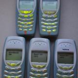 Telefon de colectie NOKIA 3410. FUNCTIONAL! Telefoane vechi NOKIA + Incarcator