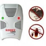Aparat contra daunatori Pest Repelling Aid Riddex Quad - Aparat ultrasunete