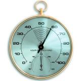 Termometru Auto - Higrometru si Termometru cu fir de par si inel de alama