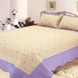 Set cuverturi de pat din bumbac satinat Cioban 13003 - Cuvertura