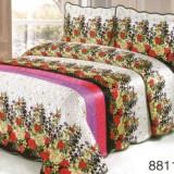 Set cuverturi de pat din matase 100% Cioban 8811-7 - Cuvertura