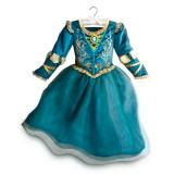 Papusa - Costum Printesa Merida Disney
