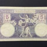5 LEI 1914 rară