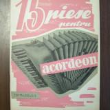 15 piese pentru acordeon - Radu Serban (1959)