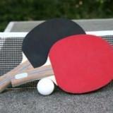Paleta ping pong - Set 2 Palete Tenis de masa