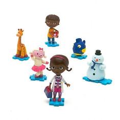 Set figurine Doctorita Plusica Disney