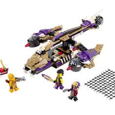 LEGO Ninjago - Atacul elicopterului Condrai (70746)