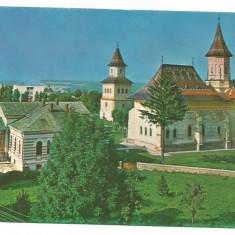 @carte postala(ilustrata)-SUCEAVA -Biserica Sf.Gheorghe - Carte Postala Moldova dupa 1918, Necirculata, Printata