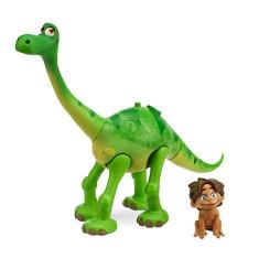 Set Arlo si Spot din Bunul Dinozaur - The Good Dinosaur - Figurina Desene animate Disney