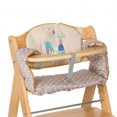 Pernuta pentru scaun masa bebe Hauck Comfort - Animals