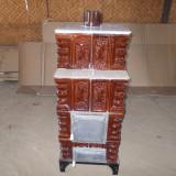 Sobe de teracota premontate - Soba